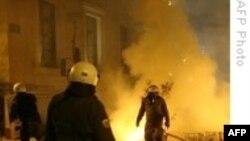 Yunanistan'da Bombalı Saldırıları Anarşistler Üstlendi