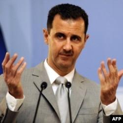 Prezident Bashar al-Assad