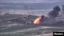 آزربائیجان اور آرمینیا کے درمیان ہونے والی حالیہ جنگ ایک ہفتے سے جاری ہے۔
