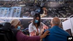 Virus Outbreak Pandemic Passports