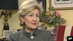 U.S. Senator Kay Bailey Hutchison
