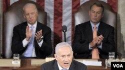 Netanyahu : Mi prihvatamo palestinsku državu, ali oni moraju prihvatiti Izrael!