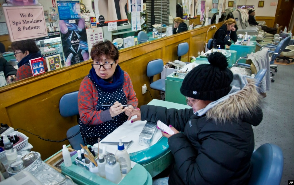 New york state promises crackdown on nail salon abuses for 24 nail salon nyc