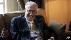 新任聯合國與阿拉伯國家聯盟的敘利亞問題特使卜拉希米