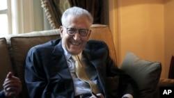 Tân đặc sứ Liên hiệp quốc-Liên đoàn Ả Rập về Syria Lakhdar Brahimi