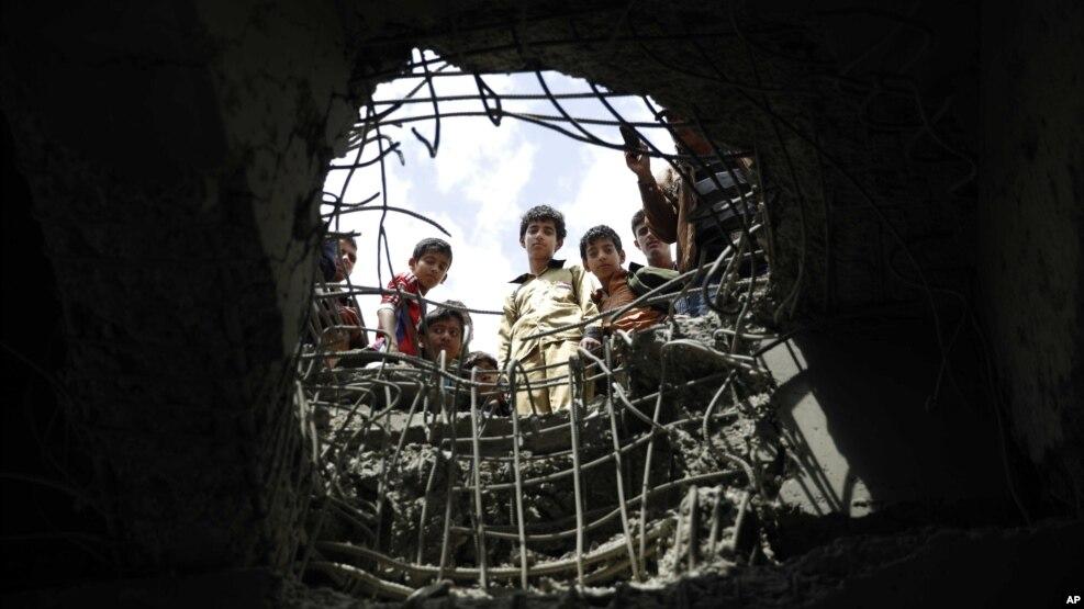 Fighting Rages on Yemen-Saudi Border thumbnail
