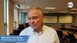 Senador Tim Kaine sobre TPS para Guatemala