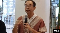 အသတ္ခံရတဲ့ ႏိုင္ဘီလီအမႈကို လိုက္ပါ ေဆာင္ရြက္ေပးေနတဲ့ ထိုင္းေရွ႕ေနႀကီး Mr. Surapong Kongchantuk