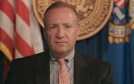 美国联邦调查局反腐/国际人权处处长萨乐特(Jeffrey S. Sallet) (作者提供)