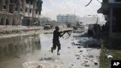 Şer û Pevçûn li Paytextê Lîbya