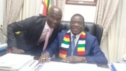Zimbabwe Govt Tackling Economic Crisis, Please Be Patient'