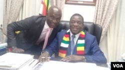 Zimbabwe Govt Tackling Economic Crisis, Please Be Patient'