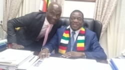 Zanu PF Activist Attacks Jonathan Moyo Over Mnangagwa Poll Results