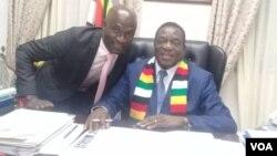 Zanu PF Activist Attacks Jonathan Moyo Over Mnangagwa Poll Results