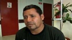 Se descarrila tren con inmigrantes hondureños