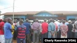 En images : le procès des rebelles présumés des ADF en RDC