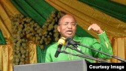 Dkt Hussein Mwinyi