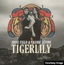 The cover of 'Tigerlily'.