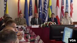 Sjednica Strateškog komiteta za naoružanje, municiju i minsko-eksplozivna sredstva