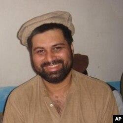مقتول صحافی سلیم شہزاد کی ایک فائل فوٹو