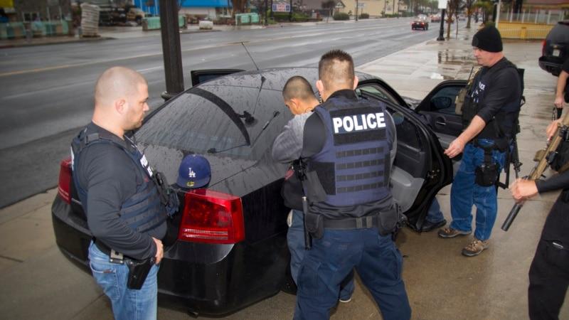 Penangkapan Imigran Meningkat di Era Trump
