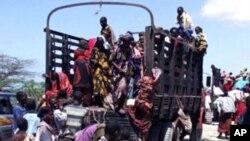 Le PAM envisage un retour dans le Sud de la Somalie, le 12 juillet 2011.