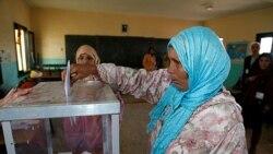 یک حزب میانه رو اسلامی بیشترین کرسی های پارلمان مراکش را برد
