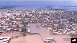 صوبہ خیبر پختون خواہ میں نوے فیصد رقبے پر کھڑی فصلیں تباہ