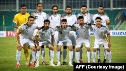 یازده نفر نخست ملی پوشان افغان در برابر تیم بوتان