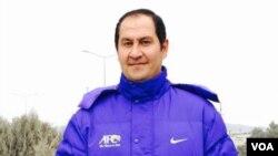 الیاس منوچهر، مربی تیم ملی فوتبال افغانستان
