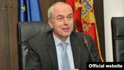 Zvaničnik Evropske komisije Dirk Lange (gov.me)
