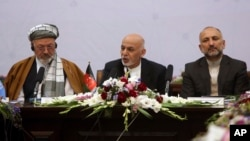 """د """"کابل پروسې"""" غونډه نن په کابل کې د جمهور رئیس غني په وینا پرانستل شوه"""