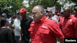 La Fiscalía solicitó 18 órdenes de captura a civiles y militares que participaron en la insurrección, indicó el fiscal Tarek William Saab el viernes.