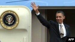 ABŞ prezidenti Asiya səfərini başa vurub