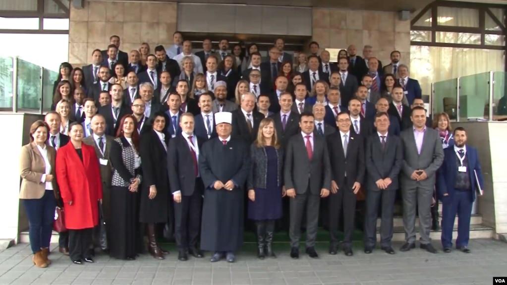 Shkup, konferencë mbi luftën kundër ekstremizmit