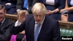 ဝန္ႀကီးခ်ဳပ္ Boris Johnson