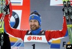 지난 2014년 소치 동계올림픽에서 도핑 양성 반응이 나와 향후 올림픽 출전 정지 처분을 받은 러시아의 알렉세이 페트코프 선수.