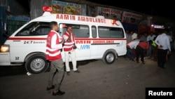 Aamin Ambulance