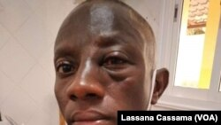 Adão Ramalho, jornalista guineense