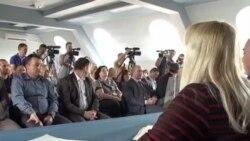 Srbi sa severa: Sporazum neprihvatljiv