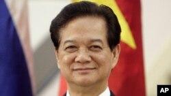 Thủ tướng Việt Nam Nguyễn Tấn Dũng.