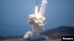 지난 2017년 5월 미국 캘리포니아주 반덴버그 공군기지에서 '지상배치 중간단계 미사일 방어체계 (Ground-based Midcourse Defense. GMD)' 요격미사일을 시험발사했다.