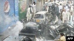 Պակիստանում ռումբի պայթյունի հետևանքով կան բազմաթիվ զոհեր