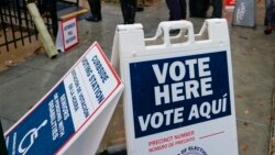 VOA连线(李逸华):美国会中期选举周二登场 两党选战有何看点?
