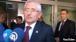 Yüksek Seçim Kurulu Başkanı Sadi Güven