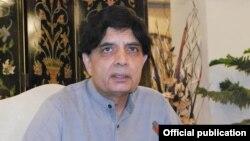 وفاقی وزیر داخلہ چوہدری نثار (فائل فوٹو)