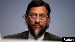 Mantan kepala panel perubahan iklim PBB, Rajendra Pachauri (foto: dok).