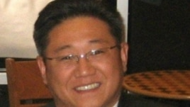 Korean-American Kenneth Bae appears in this undated and uncredited photo shared on Facebook.