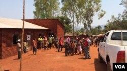 Ibiro vy'ishirahamwe, Croix Rouge, mu ntara ya Makamba