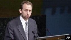 Посол Иордании в ООН принц Зейд аль-Хуссейн